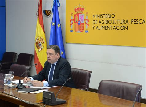 El Ministerio de Agricultura, Pesca y Alimentación ha ...