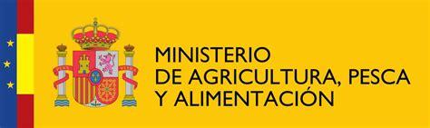 El Ministerio de Agricultura, pesca y alimentación informa ...