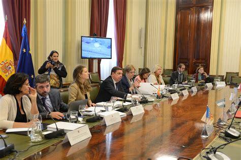El Ministerio de Agricultura, Pesca y Alimentación y las ...