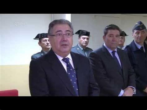El ministro del Interior despide al contingente de Guardia ...