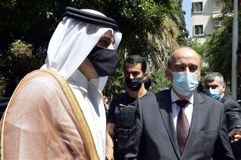 El ministro interino de Exteriores libanés da positivo por ...