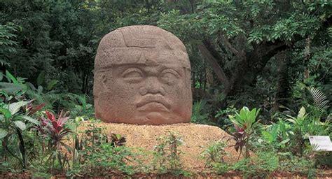 El Mirador Impaciente: Cultura olmeca   III