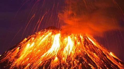 El misterioso volcán que produjo la erupción más grande en ...