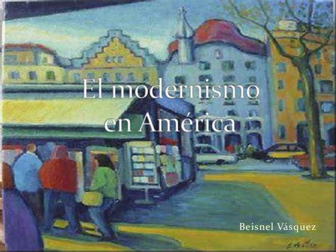 El modernismo en America