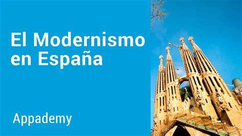 El Modernismo en España  Literatura española ...