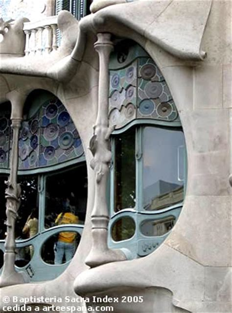 El modernismo en la arquitectura  I  : el amor por la ...