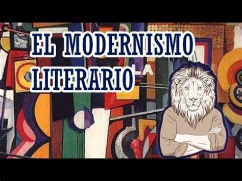 El Modernismo literario: Historia/Características ...
