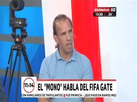 El  Mono  Navarro Montoya en Crónica   Crónica Televisión ...