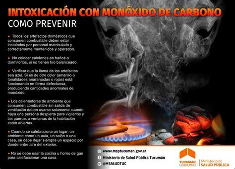 El monóxido de carbono es un asesino silencioso ...