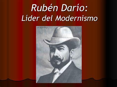 El Movimiento Literario Modernista y la Generación del 98 ...