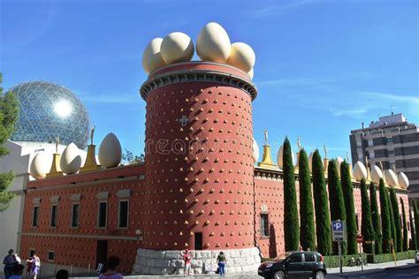 El Museo De Salvador Dali En Figueras, España Imagen de ...