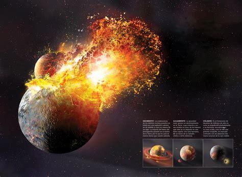 El nacimiento del sistema solar: todo surgió en el cao