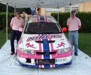 El Ninfas Team acude al Rallye Ría de Noia | Galicia Digital