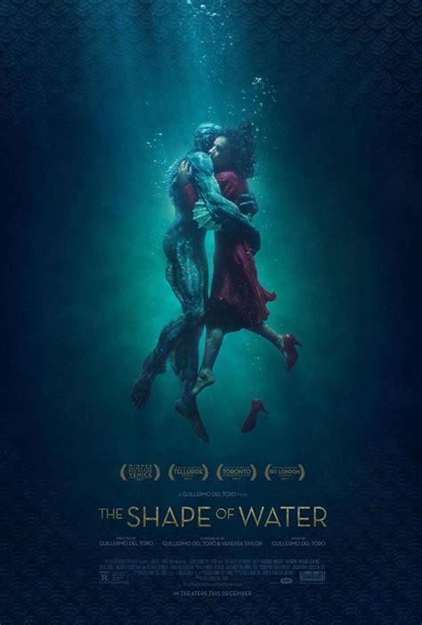 El nuevo cartel de La Forma del Agua de Guillermo del Toro ...