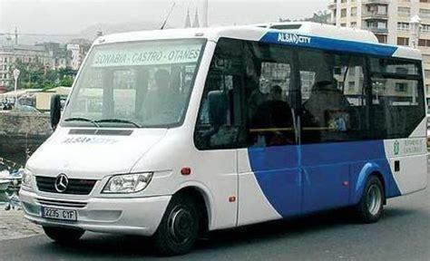 El nuevo Castrobus contará con cuatro líneas principales y ...