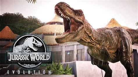 El nuevo DLC de Jurassic World Evolution nos llevará a la ...