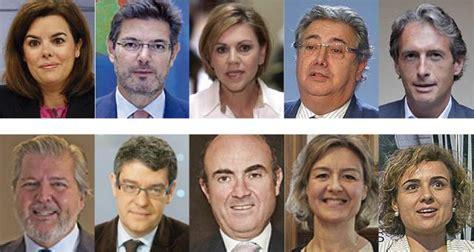 El nuevo gobierno de España a la medida de Mariano Rajoy ...