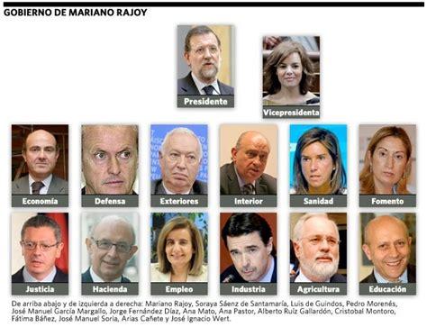 El nuevo Gobierno de Rajoy contará con una vicepresidencia ...