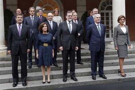 El nuevo gobierno de Rajoy   RTVE.es