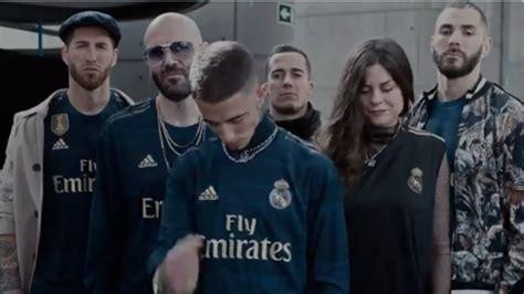 El nuevo himno trap del Real Madrid