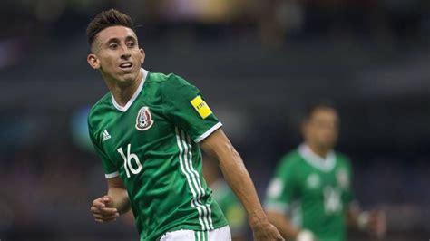 El nuevo look de Héctor Herrera después de su operación