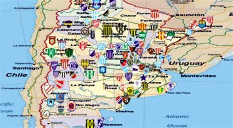 El nuevo mapa del fútbol argentino | Mundo D