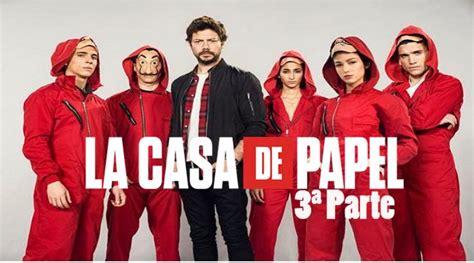 """El nuevo tráiler de """"La Casa de Papel 3""""   Canal Veo"""