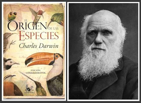 EL ORIGEN DE LAS ESPECIES   Charles Darwin — Educación y ...