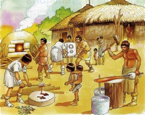 el origen del hombre y la aparición del proto estado.