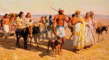 El origen del Pueblo de Israel   Enlace Judío