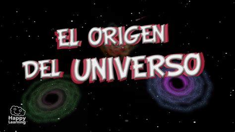 El origen del Universo y de la Tierra. Vídeos educativos ...