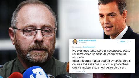 El padre de Marta del Castillo a Pedro Sánchez:  No eres ...
