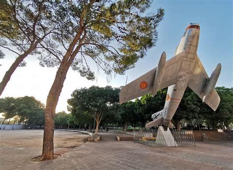 El Parque del Oeste o del Avión, uno de los parques ...