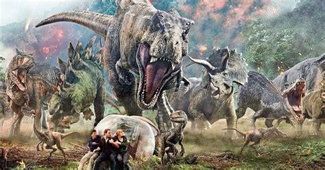 El Parque Jurásico de la vida real con dinosaurios vivos ...