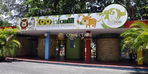 El Parque Zoológico Nacional de Santo Domingo | Conectate ...
