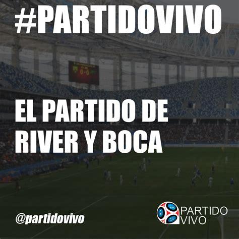 El Partido de River y Boca