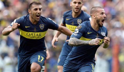 El partido del año: con goles de Ábila y Benedetto, Boca ...
