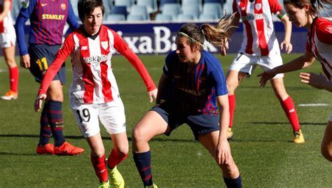 El partido del Athletic Femenino tiene tirón