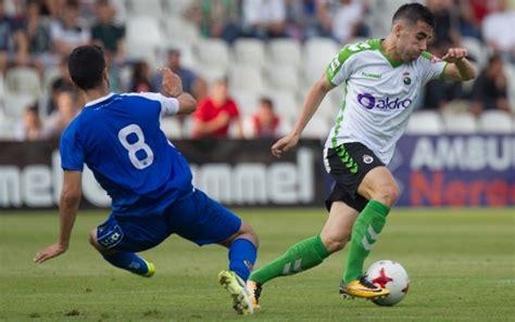 El partido Racing  Bilbao Athletic, televisado en directo ...