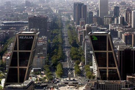 El Paseo de la Castellana, la calle de Madrid con mayor ...