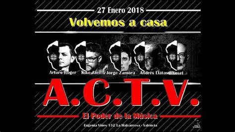 EL PODER DE LA MUSICA...Pre Party ACTV día 27 de Enero ...