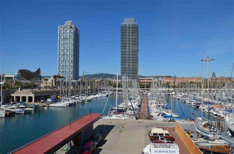 El Port Olímpic mejora sus servicios e instalaciones ...
