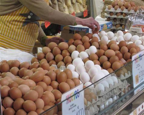 El precio de los huevos se encarece por la escasez de ...