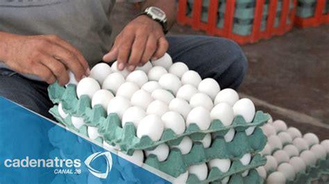 El precio del kilo de huevo en México llega a los 40 pesos ...