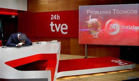 El presentador del Canal 24 horas desfallece al fin   El ...