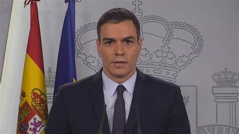 El presidente de la Enfermería a Pedro Sánchez: ¿No siente ...
