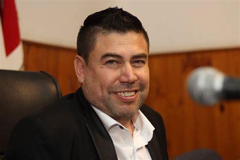 El Presidente del Concejo, Roberto Leiva, explicá la ...