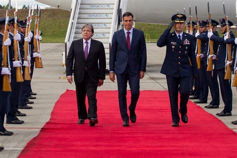 El Presidente del Gobierno de España, Pedro Sánchez Pérez ...