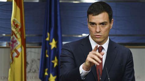 El presidente Pedro Sánchez decretó el estado de alarma en ...