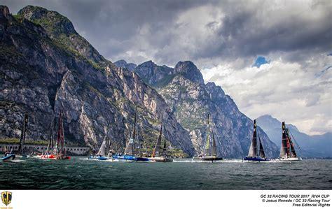 El primer mundial de GC32 se celebrará en el Lago de Garda ...